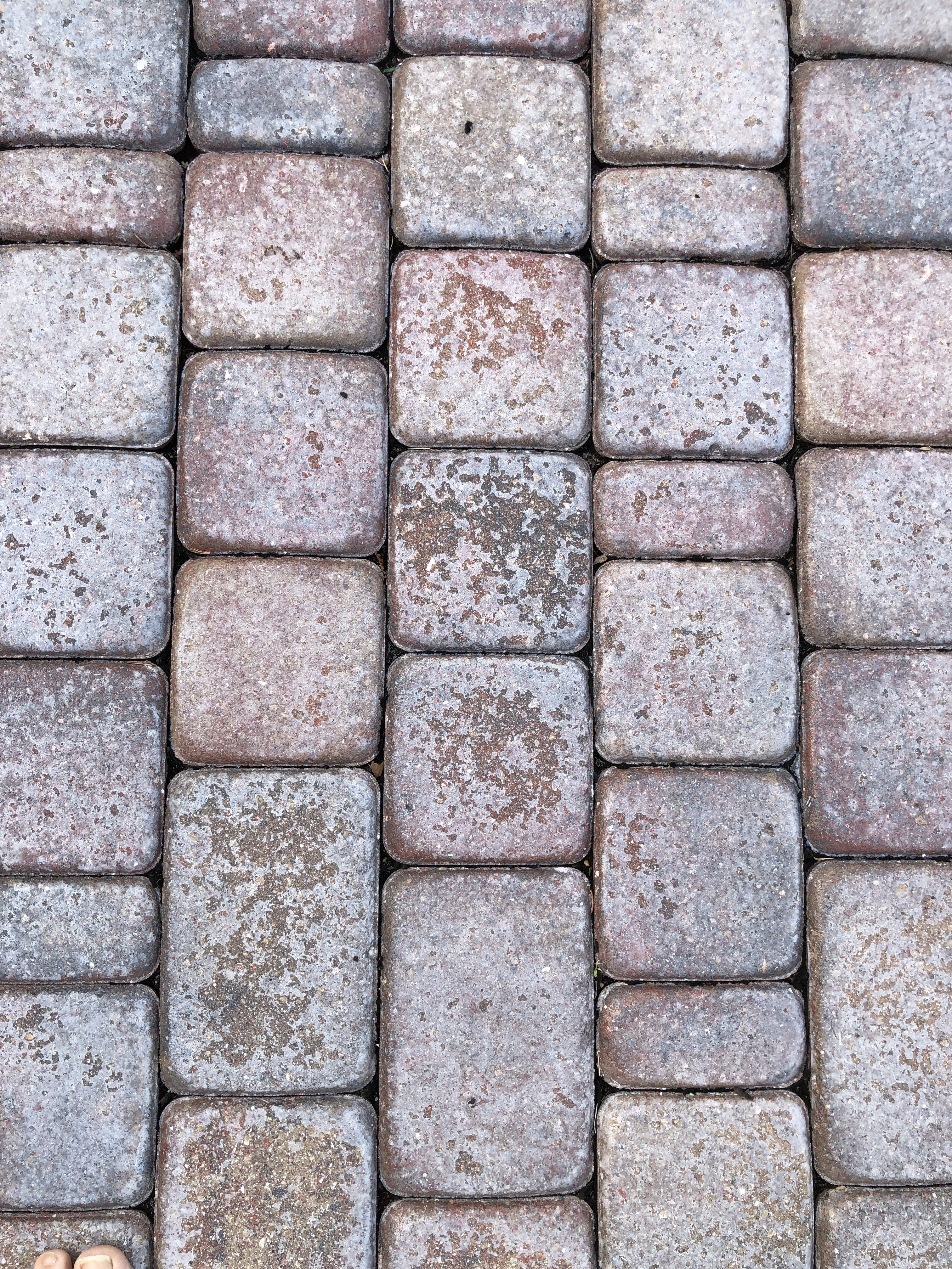 Stamped Concrete or Paver Sealer Turned White – Concrete